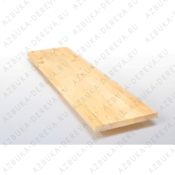 Щит мебельный 18х300х2000мм категории А/ А Сосна