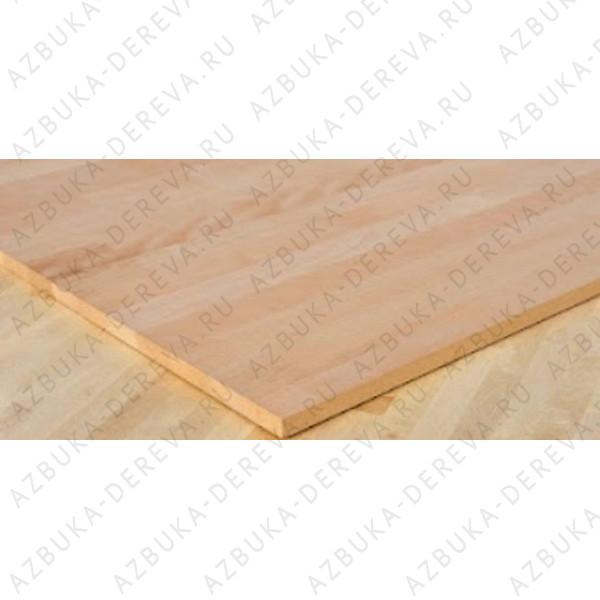 Щит мебельный сосновый 18х300х1500 мм. категории А/А