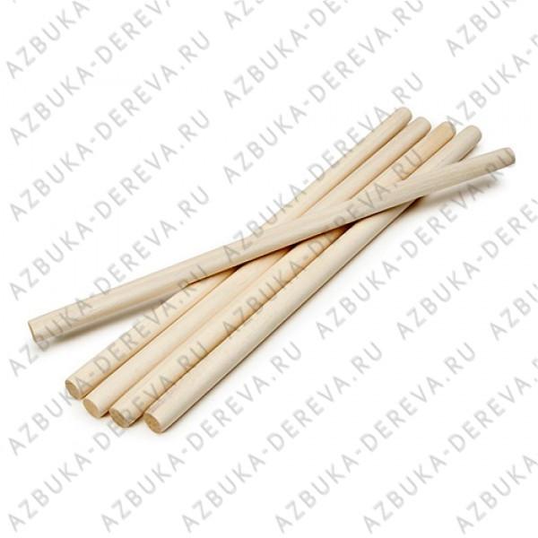 Шкант (нагель) береза 10 х 150 мм