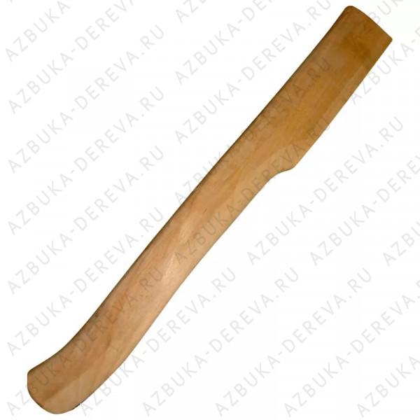 Топорище деревянное на колун. длина 70 см.